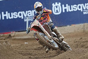 Mondiale Cross Mx2 Ultime notizie Jeffrey Herlings costretto alla resa anche a Lommel