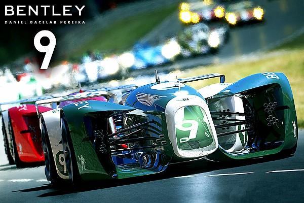 Automotive Gallery: Is this what Le Mans cars will look like in 2030?