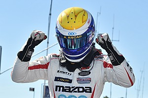 Indy Lights Breaking news Urrutia returns to Indy Lights with Belardi