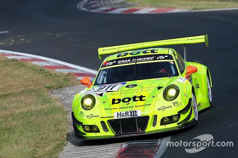 VLN 8: Manthey-Porsche gewinnt mit 3 Zehnteln Vorsprung