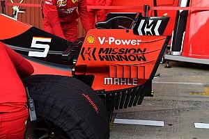 GALERÍA TÉCNICA: las primeras novedades técnicas de la pretemporada de F1