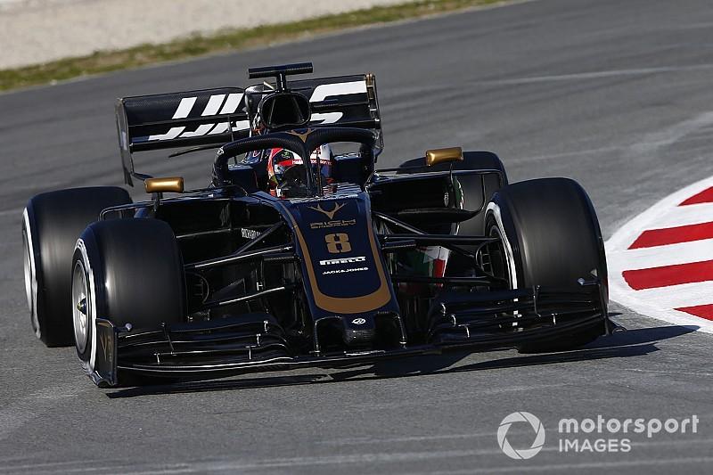 Képgaléria: megérkeztek az első felvételek az F1-es téli tesztről