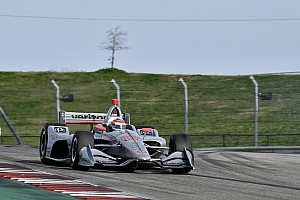 COTA IndyCar: Power leads Rosenqvist in second practice