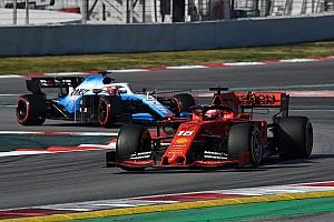 De eerste Formule 1-wintertest van 2019 in statistieken