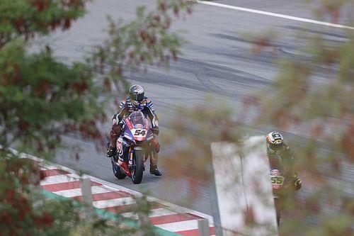 WSBK Jerez 1. antrenman: Toprak, Rinaldi'nin önünde en hızlısı