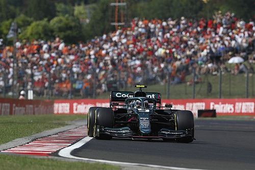 Vettel loses second place in F1 Hungarian GP with insufficient fuel sample
