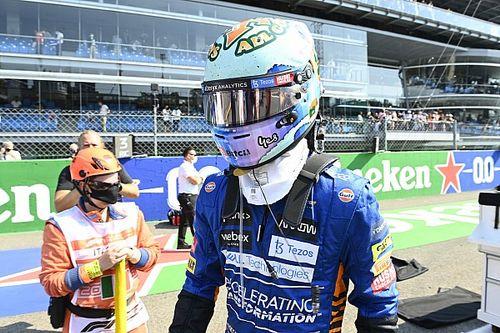 Como Dr. Jekyll y Mr. Hyde, así cambió Ricciardo en Monza