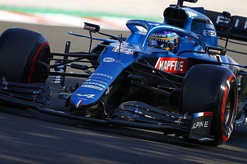 La estrategia de Alonso para la salida del GP de Hungría