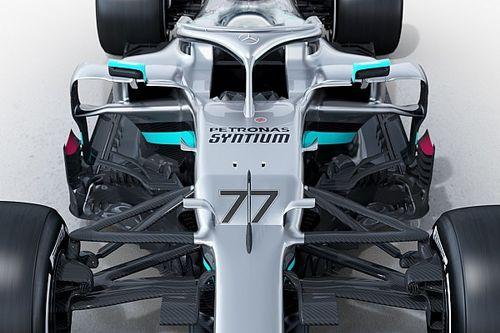 Qué hay detrás de los cambios en los sidepods del Mercedes