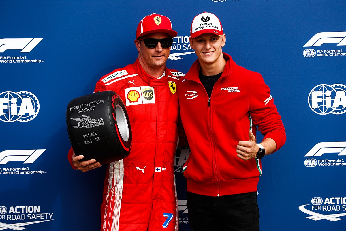 Arrivabene dice que Mick Schumacher tiene abiertas las puertas de Ferrari