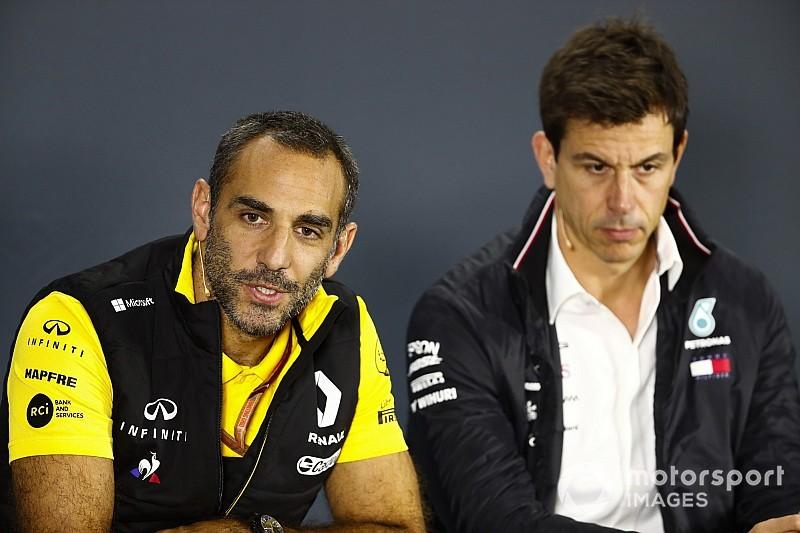 Renault: ha a költségek tovább emelkednek, egy motorszállító elhagyhatja az F1-et