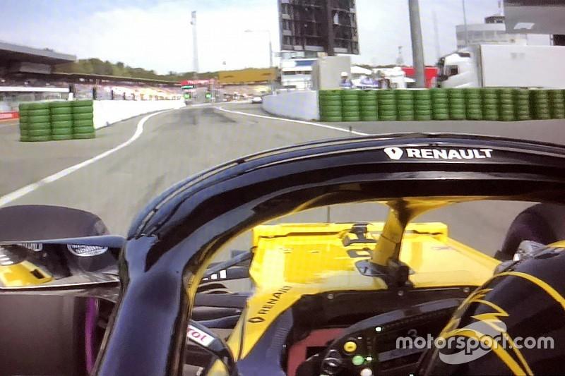 F1 verandert posities van onboard-camera's in 2019