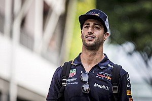 Ricciardo suffered hardest year mentally