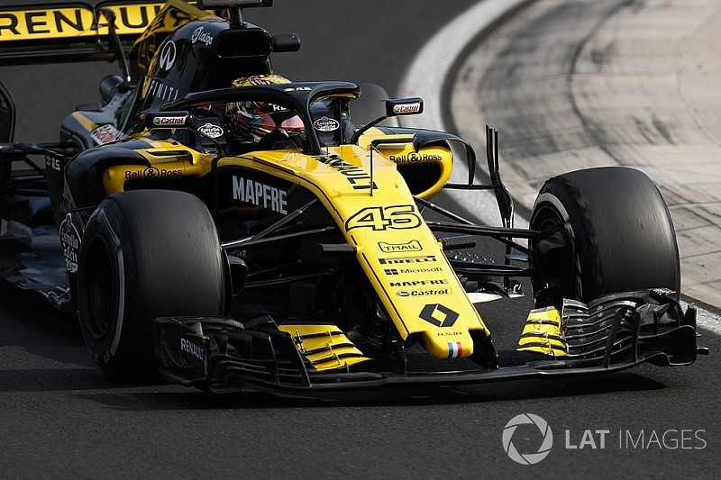 Росіянин Маркелов відпрацює за Renault тренування Ф1 в Сочі