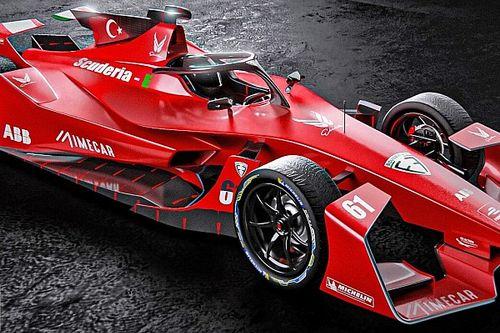 Türk - İtalyan Formula E takımı Scuderia-E için çalışmalar devam ediyor