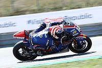Moto2, Brno: seconda pole di Joe Roberts