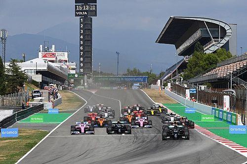 Formule 1 tijdschema: Hoe laat begint de Grand Prixvan Spanje?
