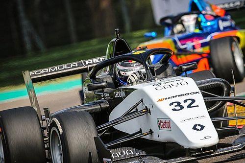 Vidales arrasa en su debut en monoplazas: ¡pole, victoria y vuelta rápida!