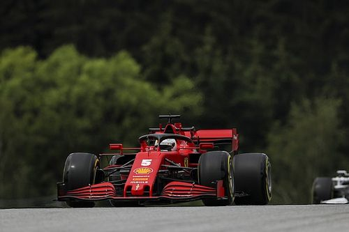Vettel will adhere to team orders despite Ferrari split