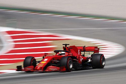 """Q2'de elenen Vettel: """"Araçtaki bazı sorunlarla ilgili cevabım yok"""""""