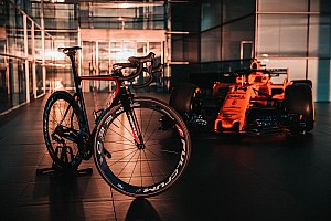 McLaren enters professional cycling