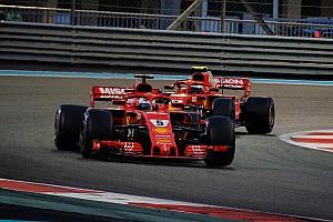 Bidik gelar, Ferrari dituntut lebih konsisten