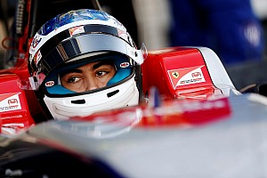 Alesi steps up to F2 with Trident