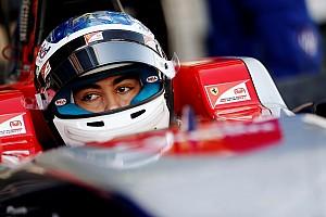 Alesi sube a la Fórmula 2 con el equipo Trident