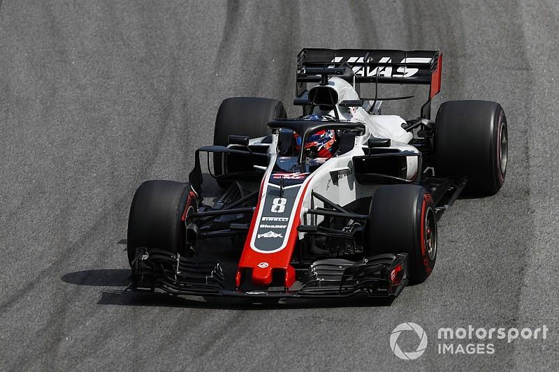 Grosjean, Haas'ın 2019'da Renault ile yarışacağından emin