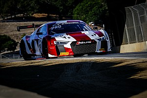 California 8 Hours: Haase puts Land Audi on pole