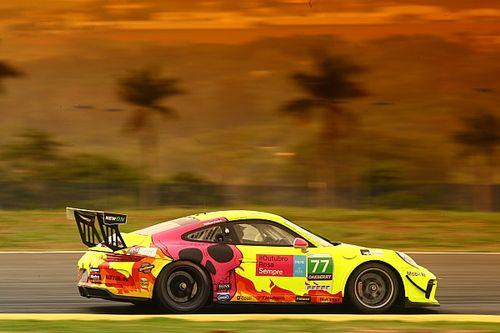 Porsche: Horta e Freire lideram TL2 da Endurance em Goiânia