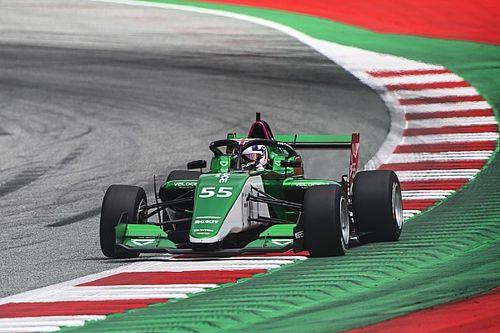 W Series Austria: Reigning champion Chadwick heads practice