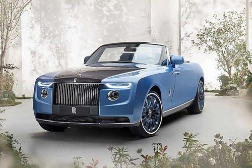 Pesona Rolls-Royce Boat Tail dengan Konsep Coachbuilding
