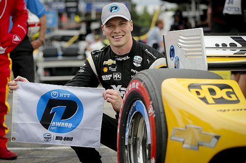 IndyCar: Newgarden conquista pole por apenas três milésimos em Mid-Ohio
