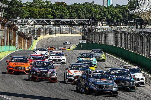 Mercedes-Benz Challenge inicia temporada com 34 carros no grid e transmissão em TV aberta