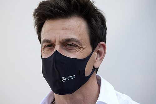"""Wolff: Delaying 2022 driver choice until winter was a """"wind-up"""""""
