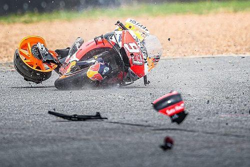 Por qué hay que reducir la velocidad de las MotoGP