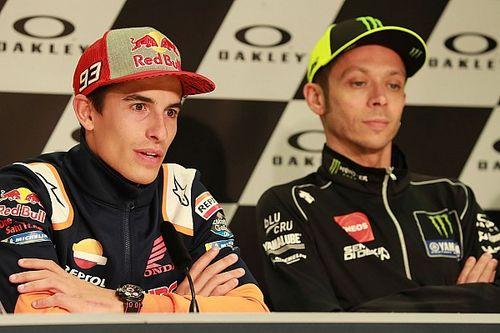 Rossi criticises MotoGP for allowing Marquez's Jerez return