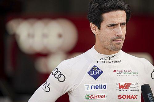 Di Grassi quer ficar na Fórmula E após saída da Audi da categoria