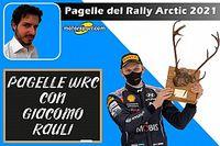 WRC: Le pagelle del Rally Arctic 2021