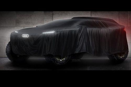 Петерансель и Сайнс проведут «Дакар»-2022 на электромобилях