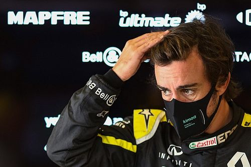 Alpine: Alonso está listo y en forma tras accidente