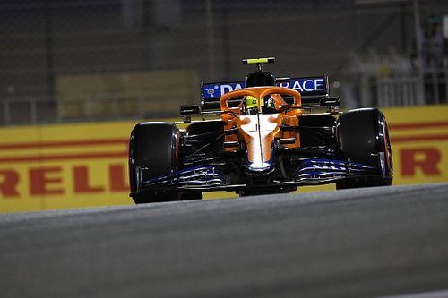 """Norris : McLaren a """"pas mal réduit l'écart"""" sur les top teams"""