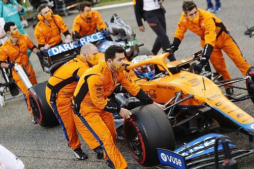 Pour McLaren, les qualifications d'Imola seront cruciales