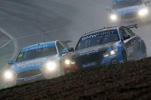 Ash Sutton's management denies BMW 'superteam' talk