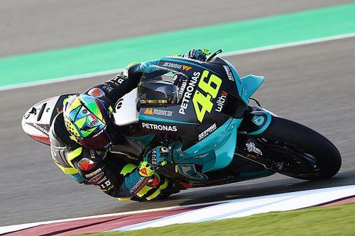 Rossi voelde kriebels voor eerste test met Petronas Yamaha SRT