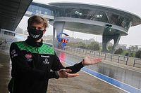 WSBK-test valt in het water: Nauwelijks actie op regenachtig Jerez