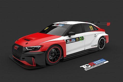 Nonô Figueiredo confirma equipe no TCR South America com Audi RS3 LMS