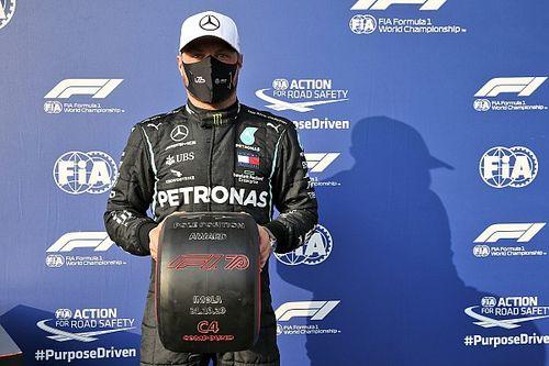 15 pole position Bottasa