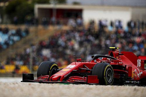 Ferrari: il quarto posto di Leclerc è un punto di ripartenza